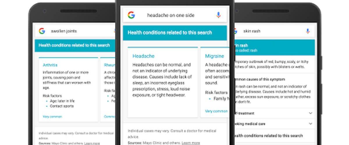 Google quiere ser tu doctor (casi)