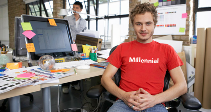 Millennials, cada vez más optimistas sobre su futuro laboral