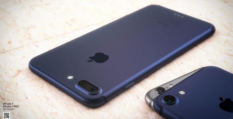 Todo lo que sabemos del iPhone 7 hasta ahora