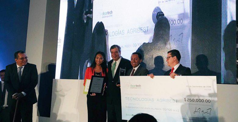 Cleantech Challenge reconoce a empresas verdes de México