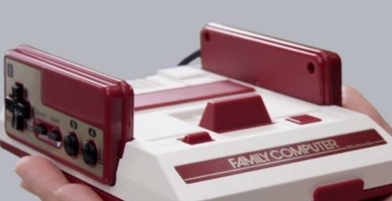 Nintendo lanzó otra mini consola que sacará al hipster que llevas dentro
