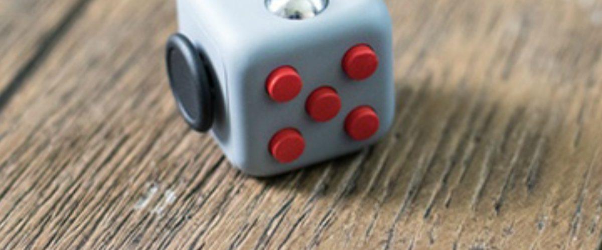 Fidget Cube, el gadget que podría salvarte la vida