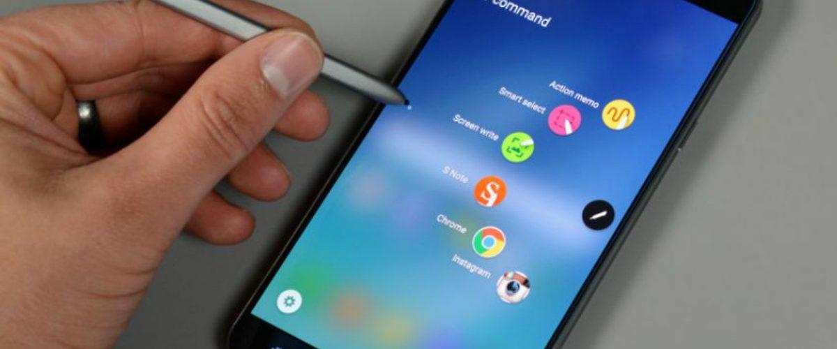 ¿Cómo cambiar un Galaxy Note 7 por uno nuevo en México?