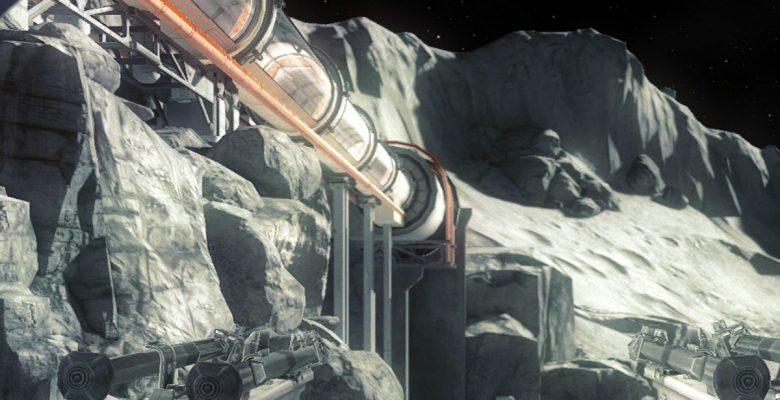Esto es lo que le costaría a cuatro personas vivir en la Luna