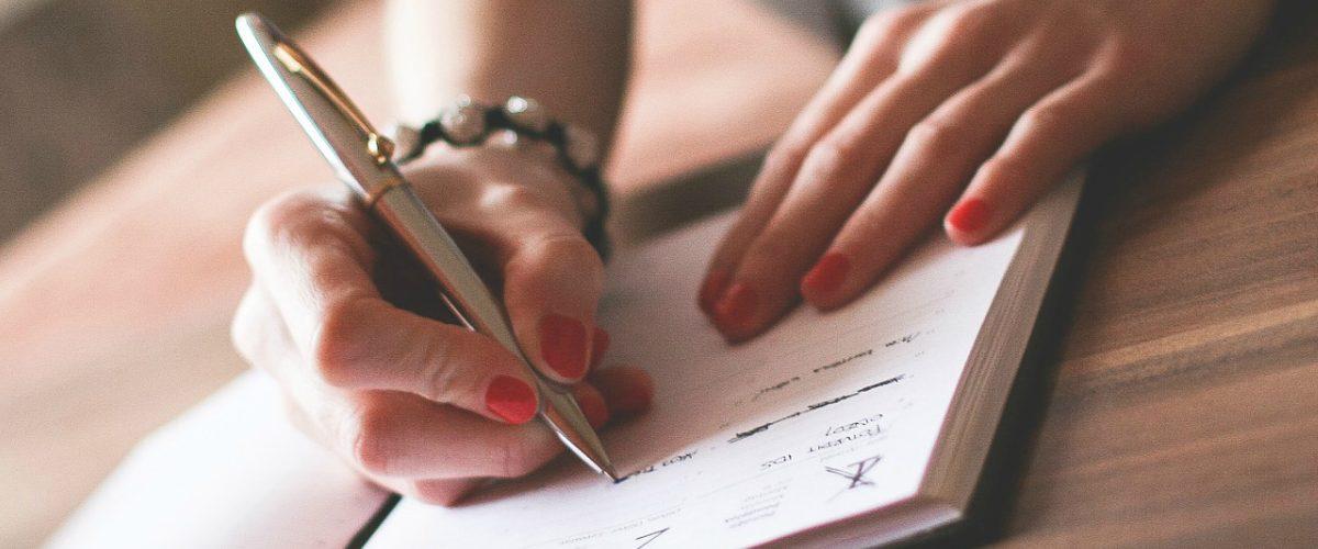 Escribir a mano es mejor para recordar cosas que hacerlo a computadora