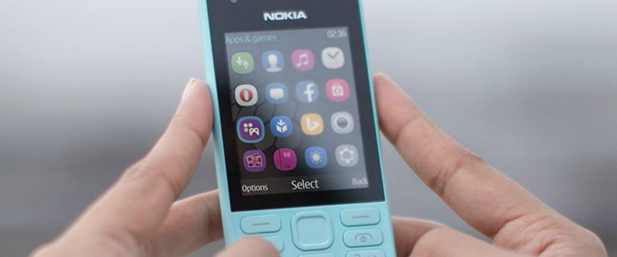 Nokia lanzó un nuevo celular como si fuera de 1999