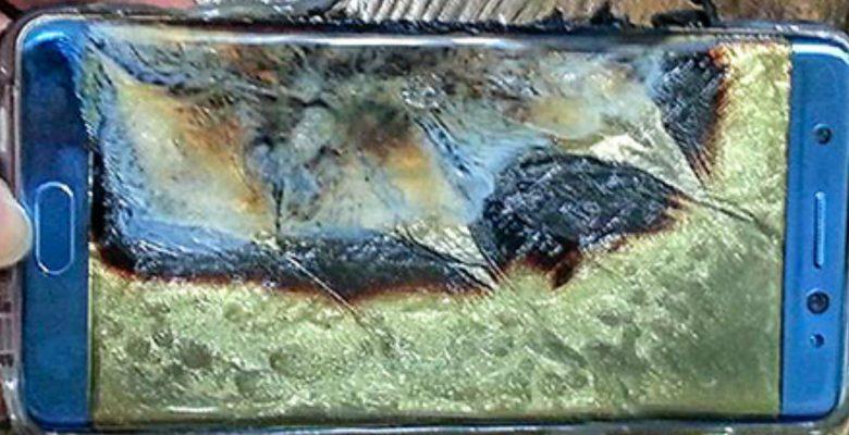 Samsung ha perdido $22 mil mdd en la Bolsa por baterías defectuosas