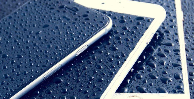 Mi iPhone 7 se ha mojado, ¿ahora qué hago para secarlo?
