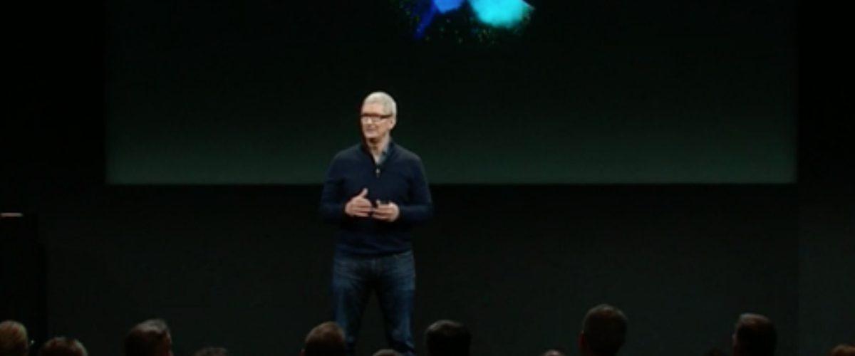 Todo lo que te perdiste de la keynote de Apple de hoy