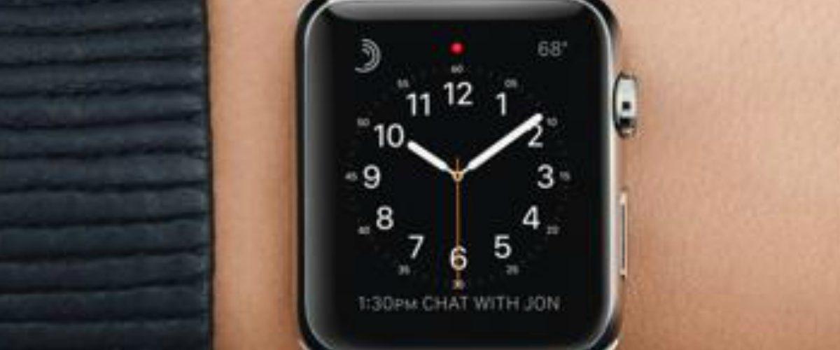 Mercado de smartwatches se desinfla: el gran perdedor es Apple