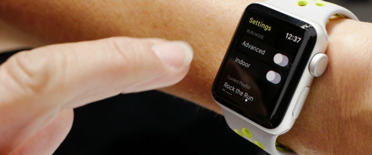Sucesor del Apple Watch Series 2 tendrá cámara: reporte