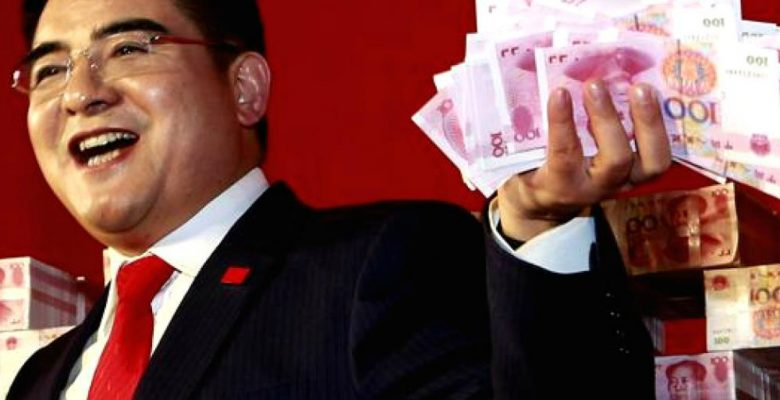 China: el país donde surge un multimillonario cada semana