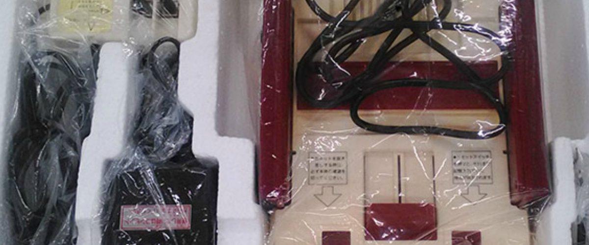 Huele a nuevo: Sacan de su caja un Nintendo guardado por 30 años