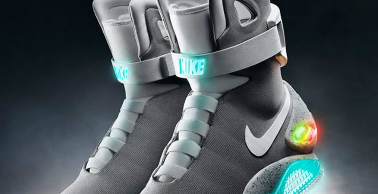 Tenis Nike de 'Volver al Futuro' son reales y llegarán mañana