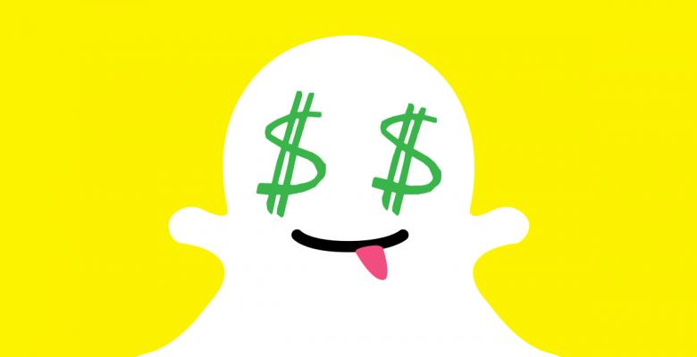 Snapchat le coquetea a los inversionistas