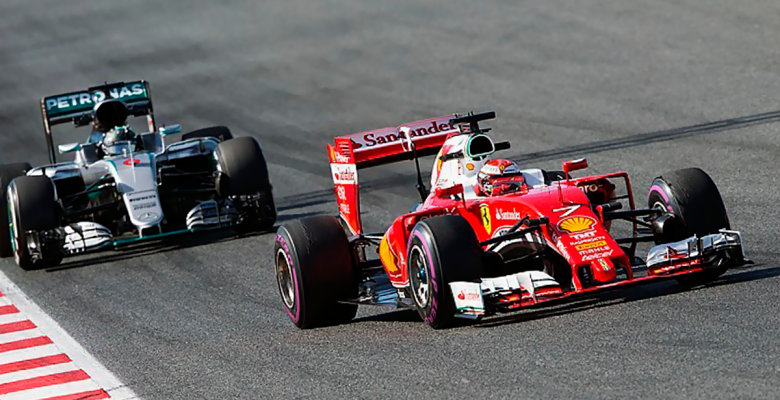 Toda la emoción de la F1 en una sola aplicación