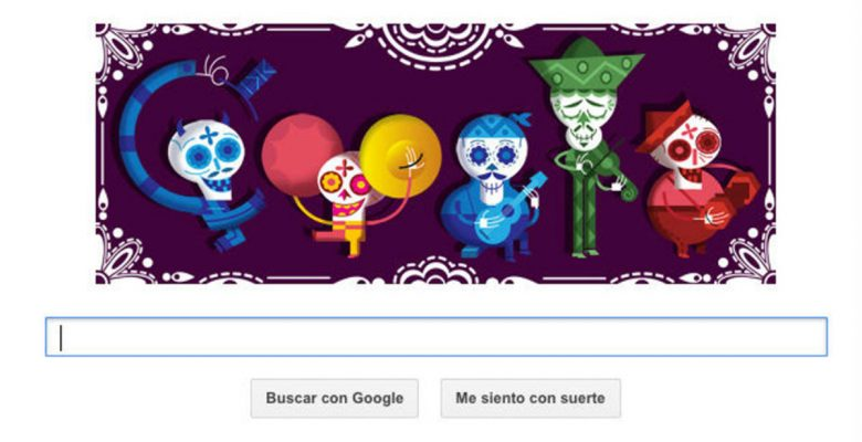 Google le muestra al mundo el Día de Muertos en México