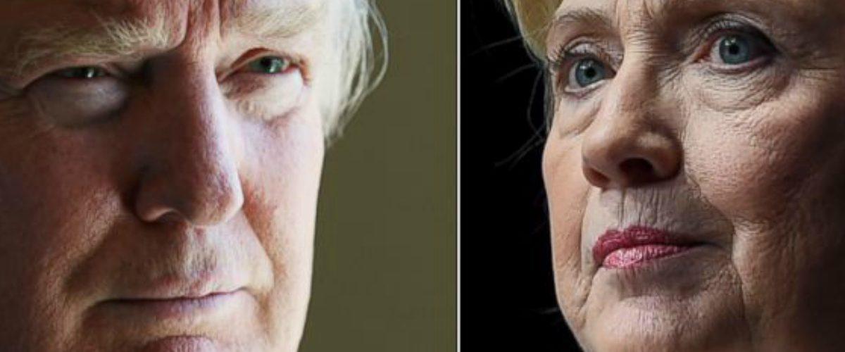 ¿Qué sucedería si Hillary y Trump quedan empatados en las elecciones?