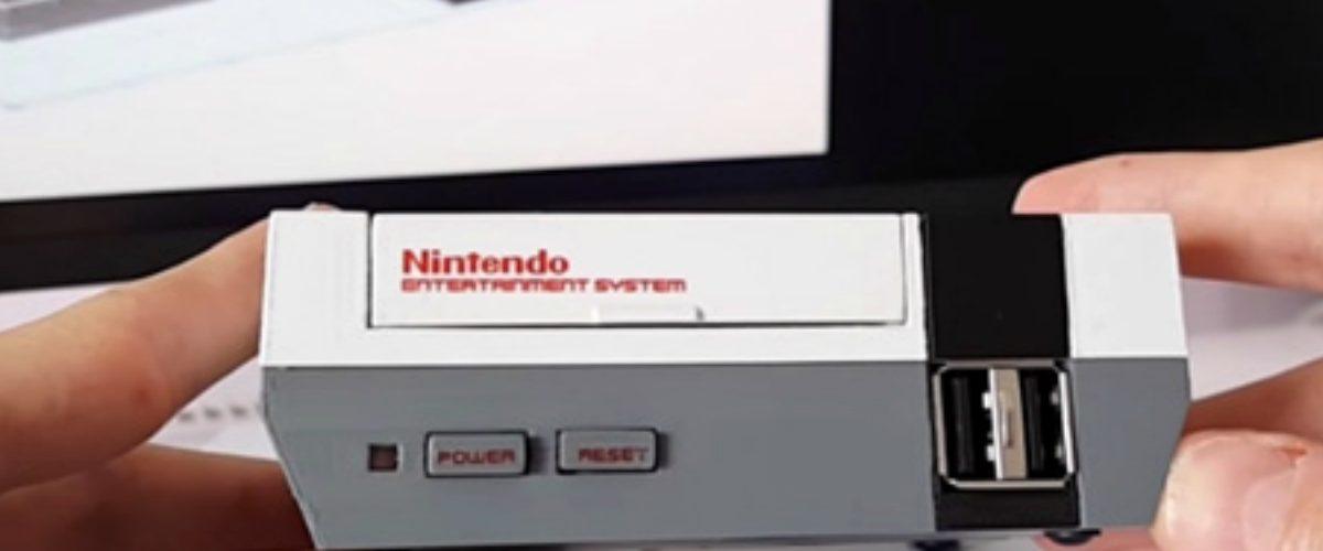 Mini NES: una pequeña gran consola, pero lástima de precio