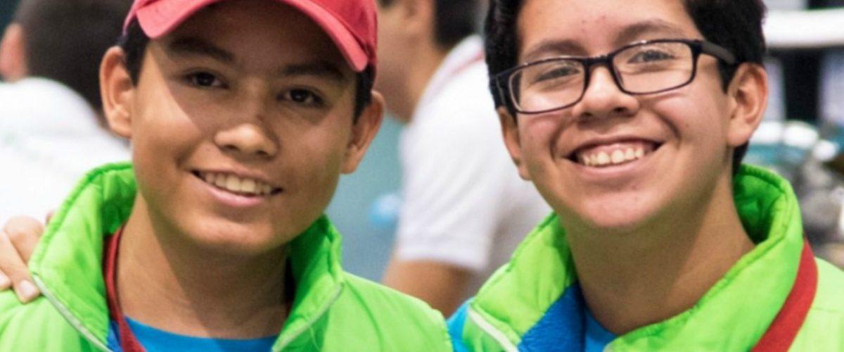 Estos son los mexicanos que triunfaron en el Mundial de Robótica