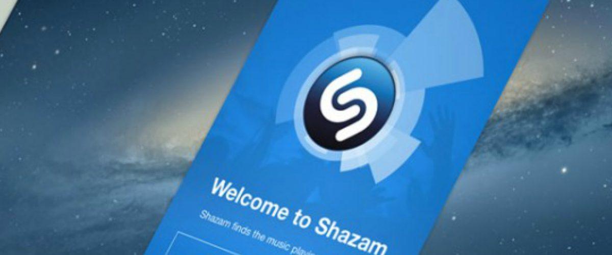 Shazam para Mac escucha todo lo que dices, aun cuando lo apagas