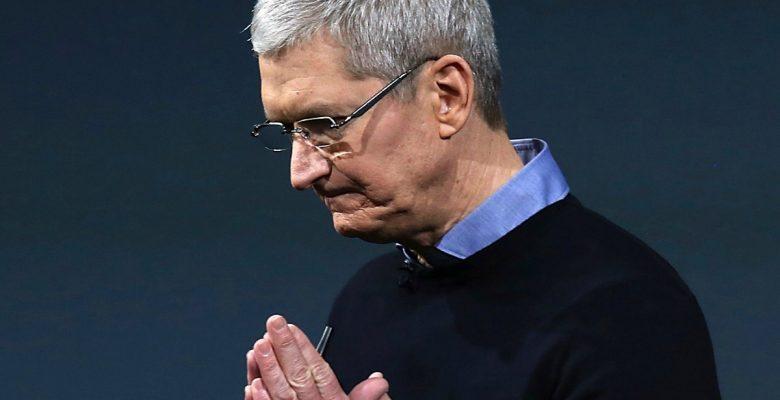 Esto fue lo que el CEO de Apple le dijo a sus empleados tras el triunfo de Trump