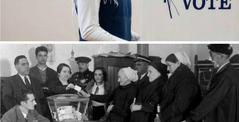 Cosas que las mujeres de 2016 hacen que no habrían sido posibles en 1916