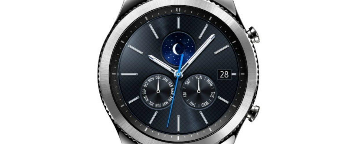¿Cuándo llega y en cuánto se venderá el Samsung Gear S3?