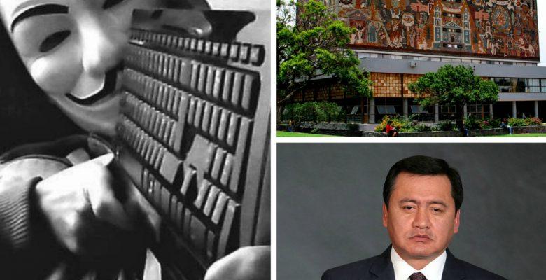 ¿Cómo hackeó Estados Unidos los servidores de la UNAM y SEGOB?