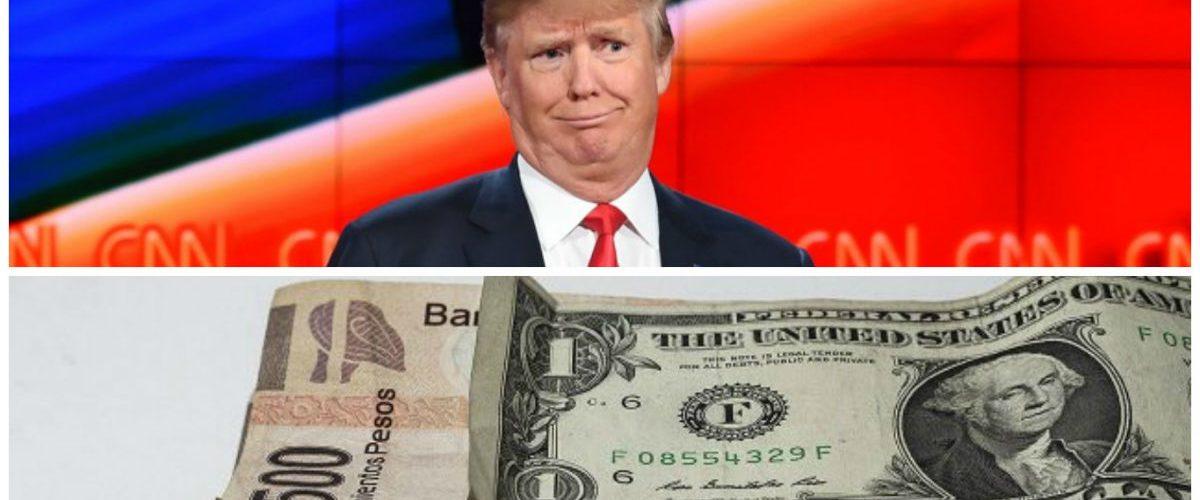 ¿Qué pasará hoy con el peso mexicano?