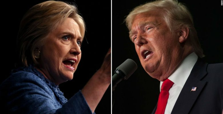 Hillary Clinton y Donald Trump llegan a Periscope
