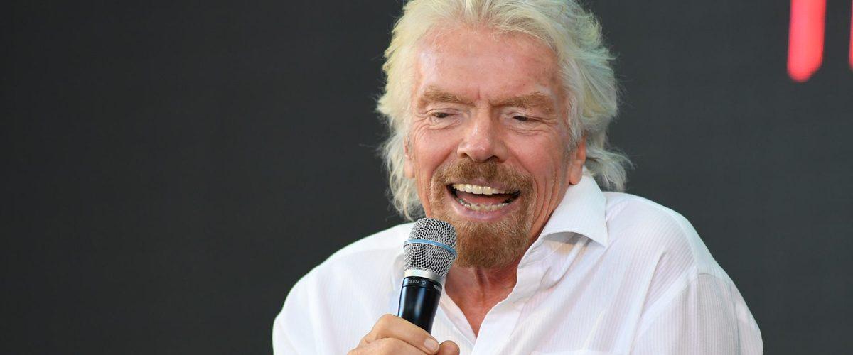 5 tips de emprendimiento y liderazgo de Richard Branson