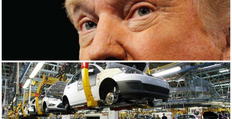 Autoparteras mexicanas se desploman en la Bolsa por amenazas de Trump