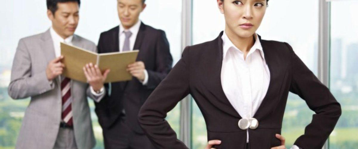 Mujeres CEOs, ¿las culpables de las crisis empresariales?