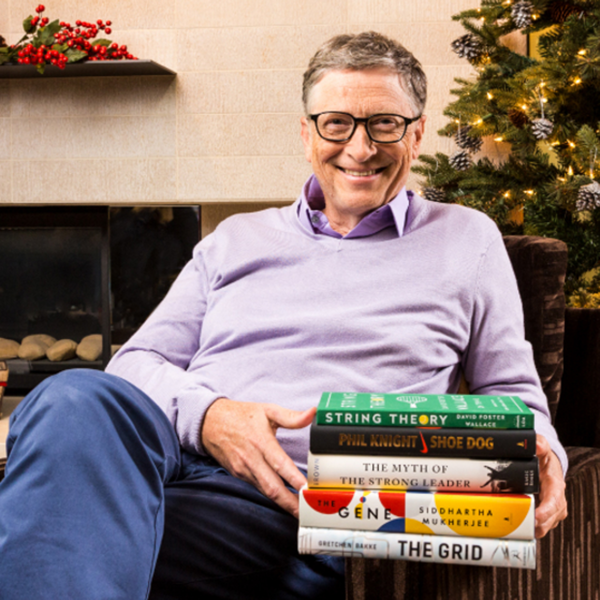 Bill Gates (Chairman Microsoft) management style and CIOs