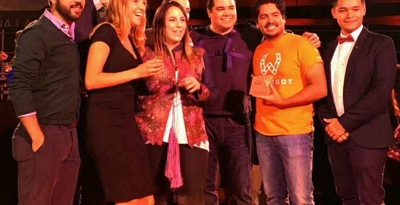 WeaRobot, la startup ganadora de The Venture México