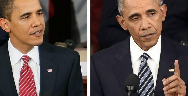 Fotos que revelan cómo han envejecido los políticos con el tiempo