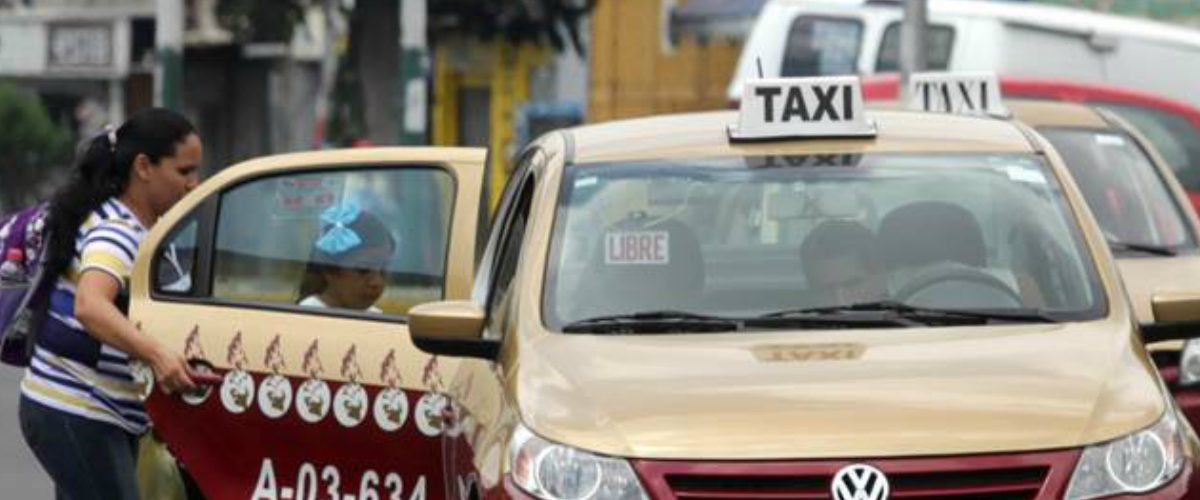 ¿La tecnología acabará 'matando' a todos los taxistas del mundo?