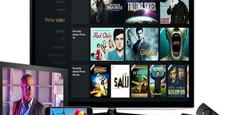 Amazon Prime Video llega a México para competir con Netflix