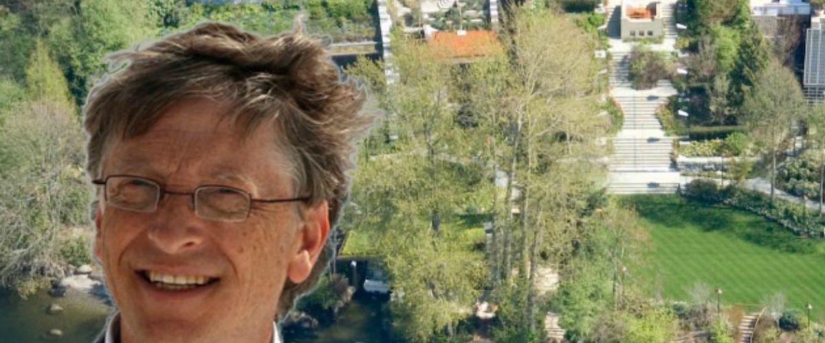 Diez cosas que no sabías sobre la increíble casa de Bill Gates