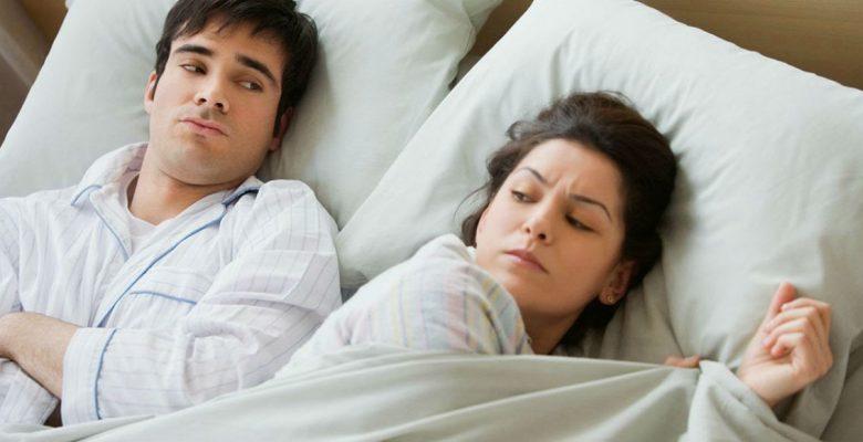 ¿Por qué nadie debe ir enojado a la cama?