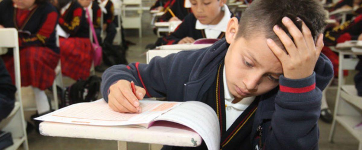 México sigue estando reprobado en materia de educación