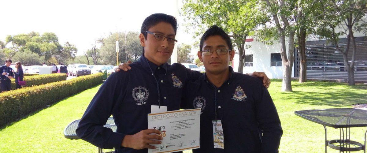 Estudiantes mexicanos diseñan aplicación a favor del transporte público
