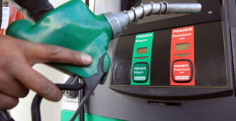 Así va a estar el precio de la gasolina en enero
