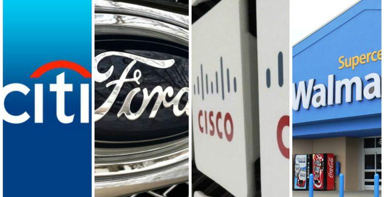 Empresas estadounidenses van contra Trump
