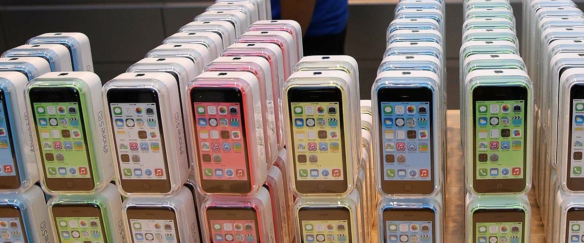 Se regalaron más iPhones que Galaxys durante esta navidad