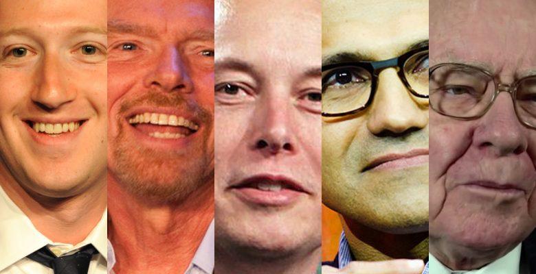 Cinco líderes exitosos revelan los libros que más los influenciaron