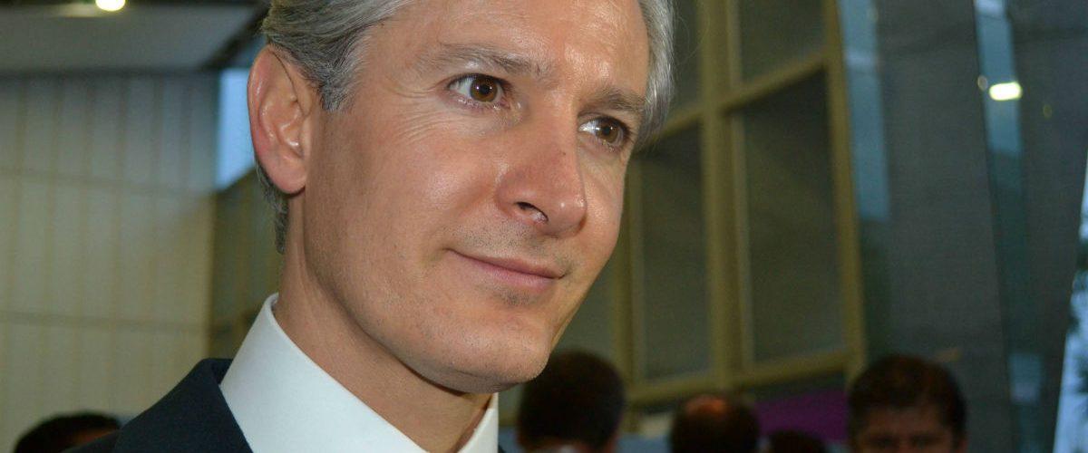 2016, un año de alta productividad legislativa: Alfredo del Mazo