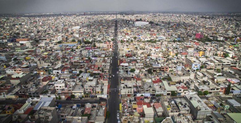 Así se ve la desigualdad en México captada por un drone