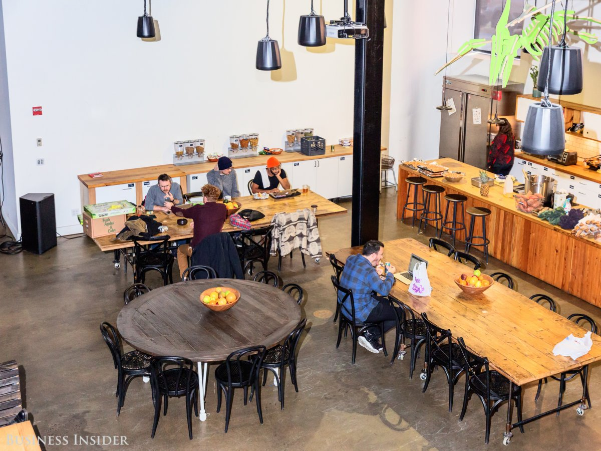over-in-brooklyn-kickstarters-kitchen-is-the-social-hub-of-its-office-every-thursday-employees-gather-to-share-a-family-style-lunch-here
